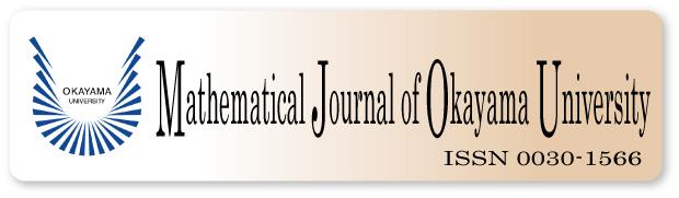 Mathematical Journal of Okayama University